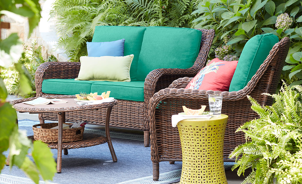 Outdoor Decor Ideas The Home Depot