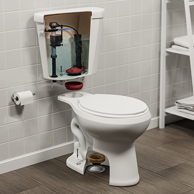Excellent Parts Of A Toilet The Home Depot Cjindustries Chair Design For Home Cjindustriesco