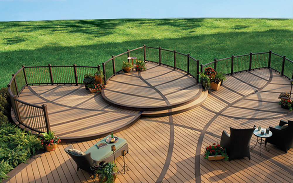 CONSIDER YOUR SPACE - Planning a deck