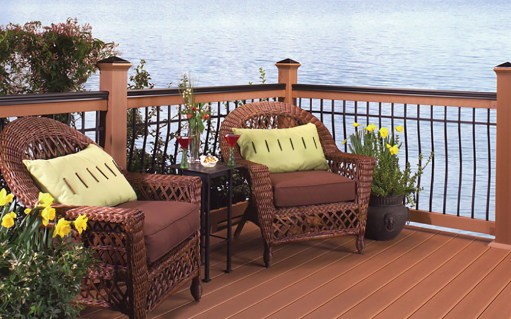 CONSIDER THE LOCATION - Planning a deck