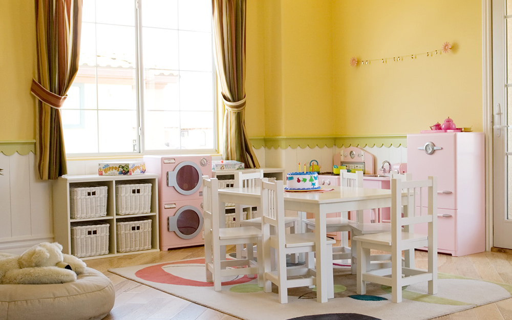 Playroom Ideas The Home Depot
