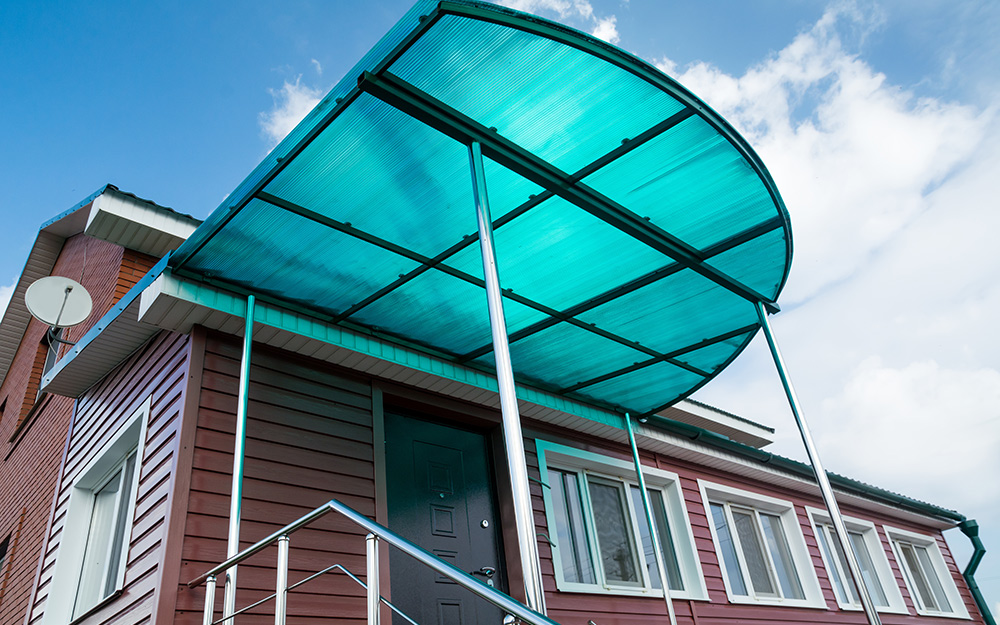 Polycarbonate And Plastic Sheeting Ideas The Home Depot