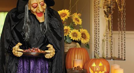 Go faux - Pumpkin Decorating Tips