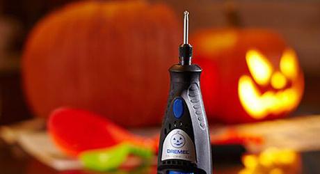 Use a carving kit - Pumpkin Decorating Tips