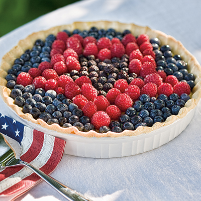 Recipe: Easy Freedom Tart for a Patriotic Picnic