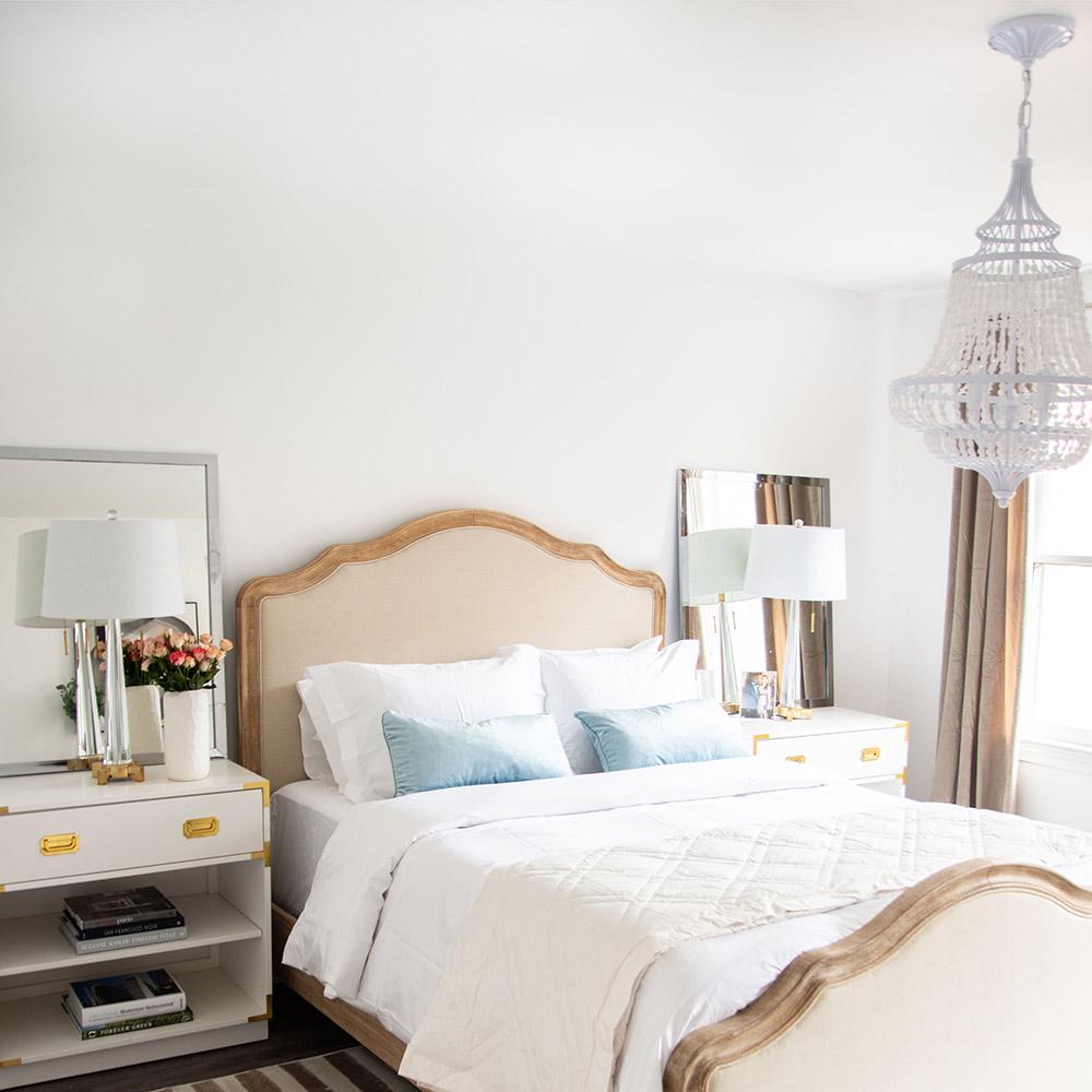 Serene Bedroom Makeover Ideas