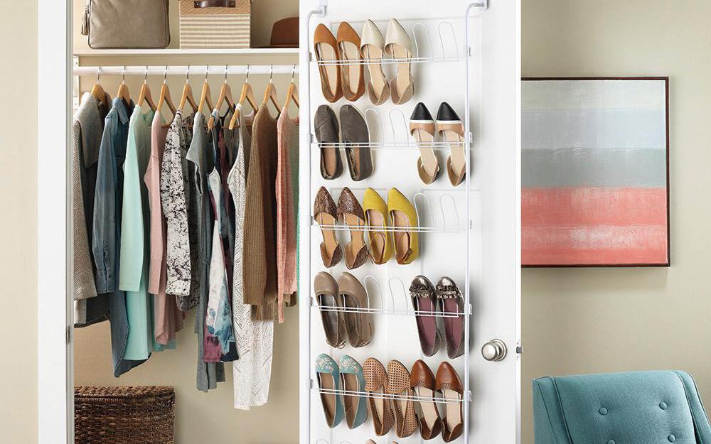 Shoe Storage Ideas The Home Depot