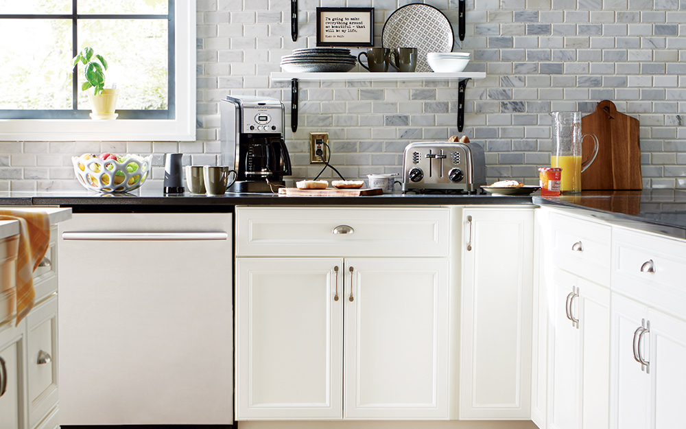 Small Kitchen Ideas - The Home Depot