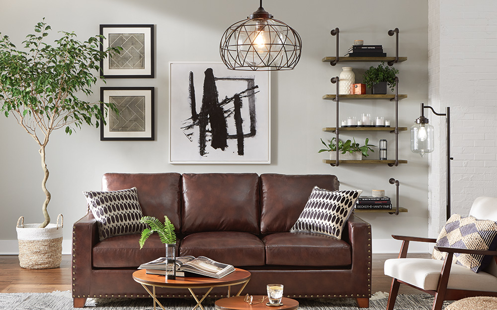 Small Living Room Ideas The Home Depot