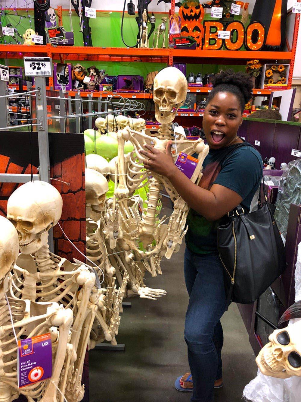 Spooky Halloween Backyard Ideas