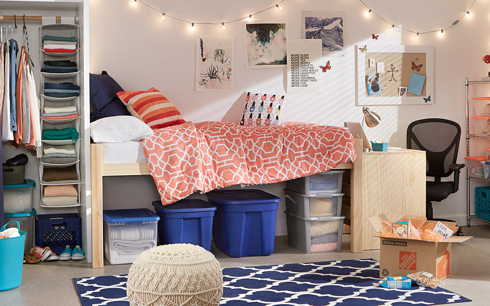 Studio Apartment Ideas The Home Depot