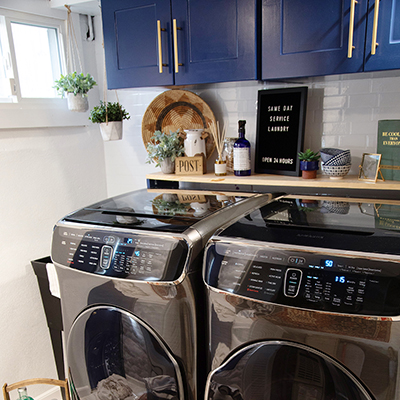 The Ultimate Samsung Laundry Experience