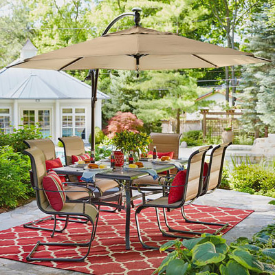 Turn on Spring with Fresh Inspiration for Outdoor Decor