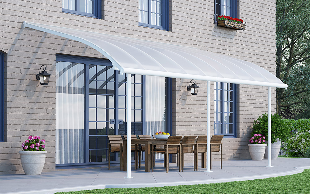 Types of Awnings - The Home Depot