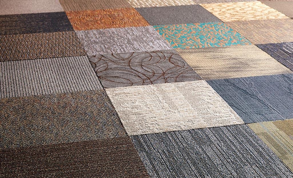 Broadloom Vs Carpet Tiles The Home Depot