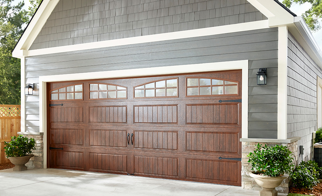 Types Of Garage Door Openers The Home Depot