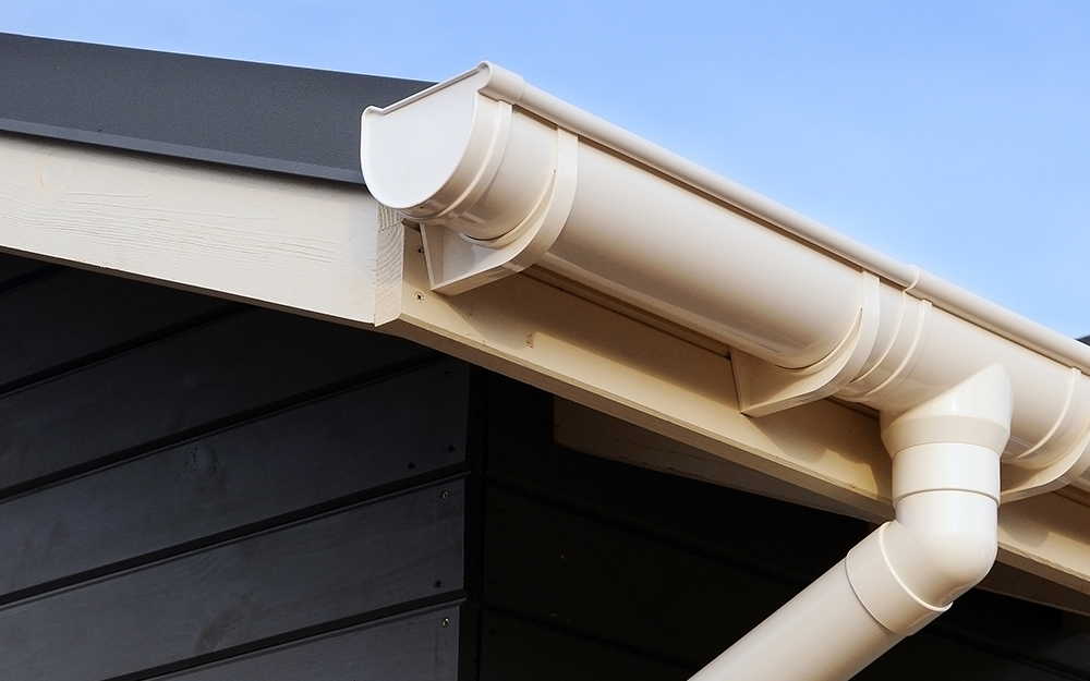 Types Of Gutters The Home Depot