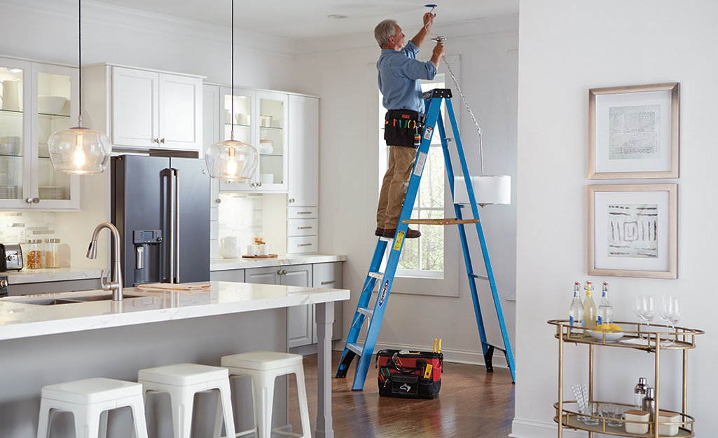 best shoes for standing on a ladder