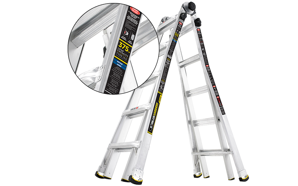 Marvelous Types Of Ladders The Home Depot Caraccident5 Cool Chair Designs And Ideas Caraccident5Info