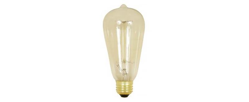 Vintage Decorative Light Bulbs