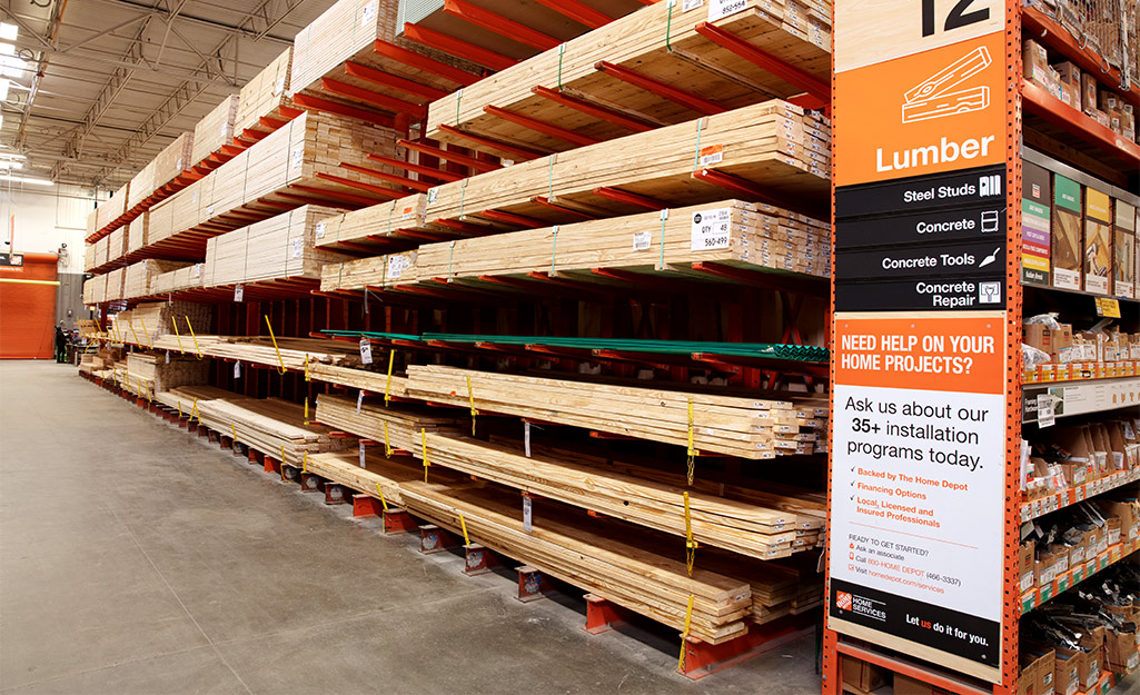 Types Of Plywood The Home Depot