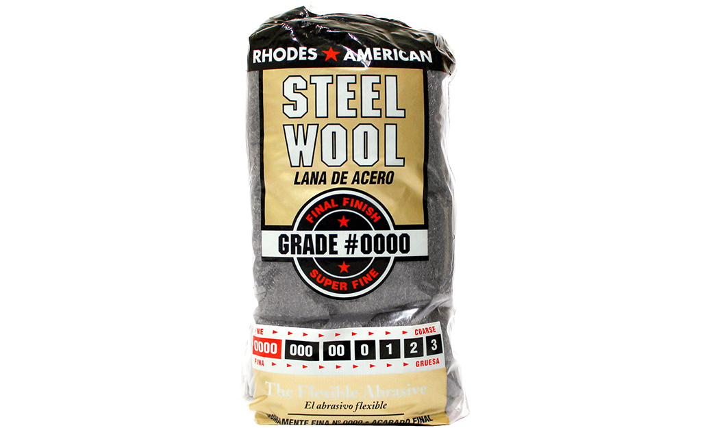 A product image of steel wool.