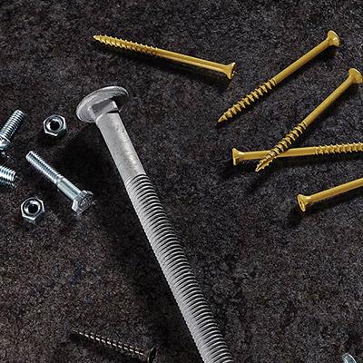 Types of Screws Image