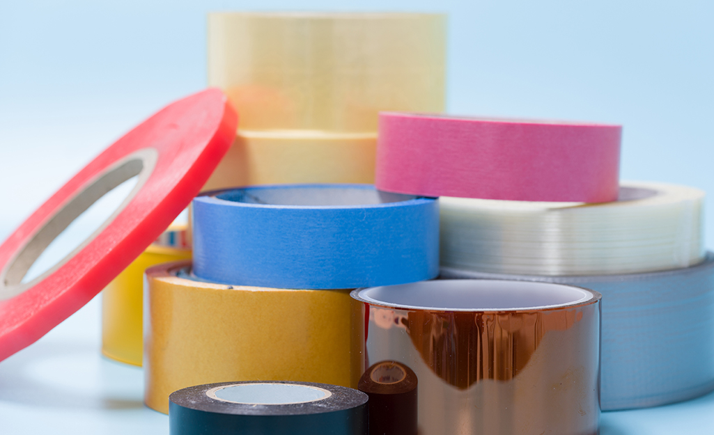 Types of Tape - The Home Depot