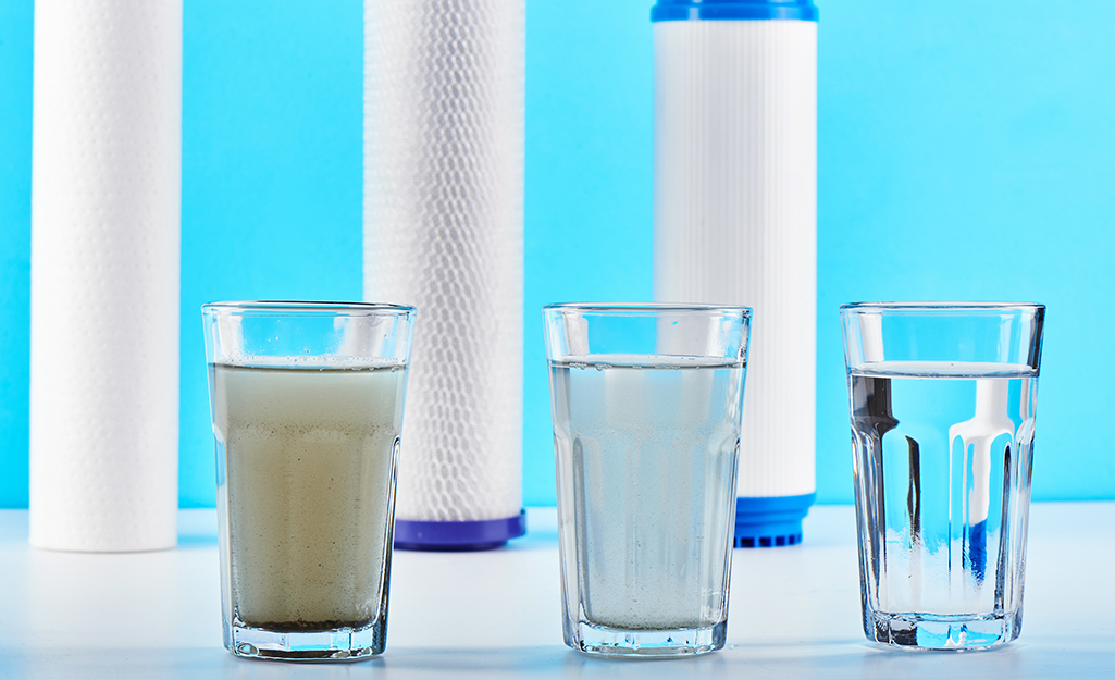 Types Of Water Filters The Home Depot