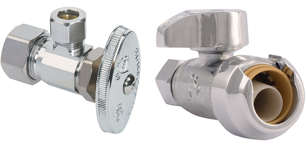 Types Of Water Shut Off Valves The