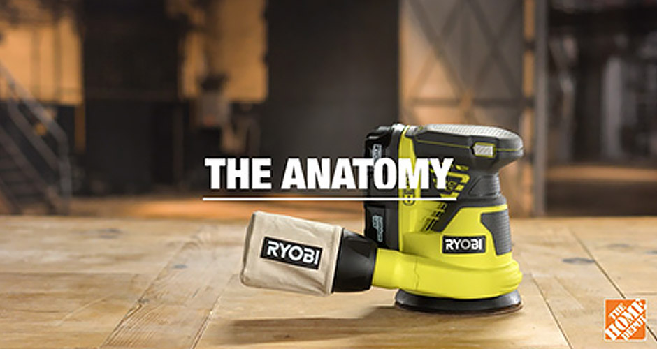 The anatomy of a sander