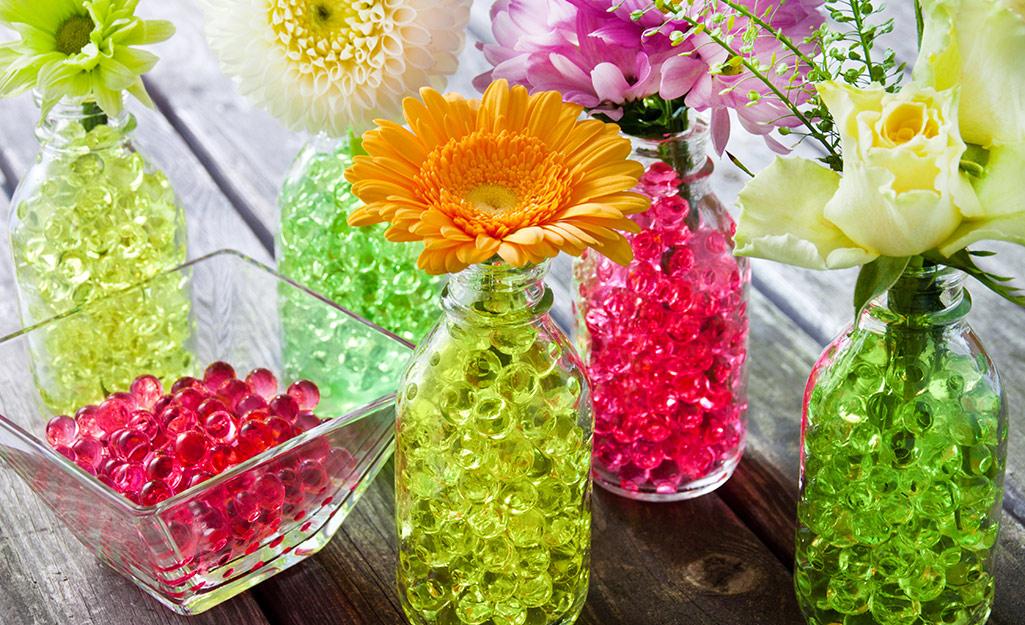 12 Decorative Vase Filler Ideas The Home Depot