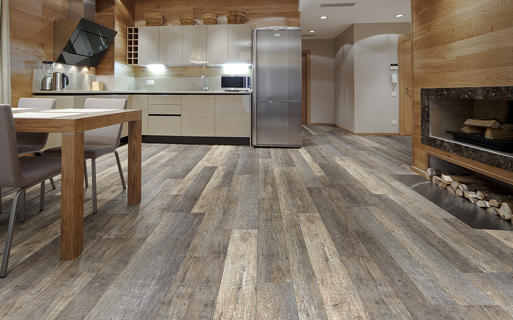 Types of Vinyl Flooring - The Home Depot