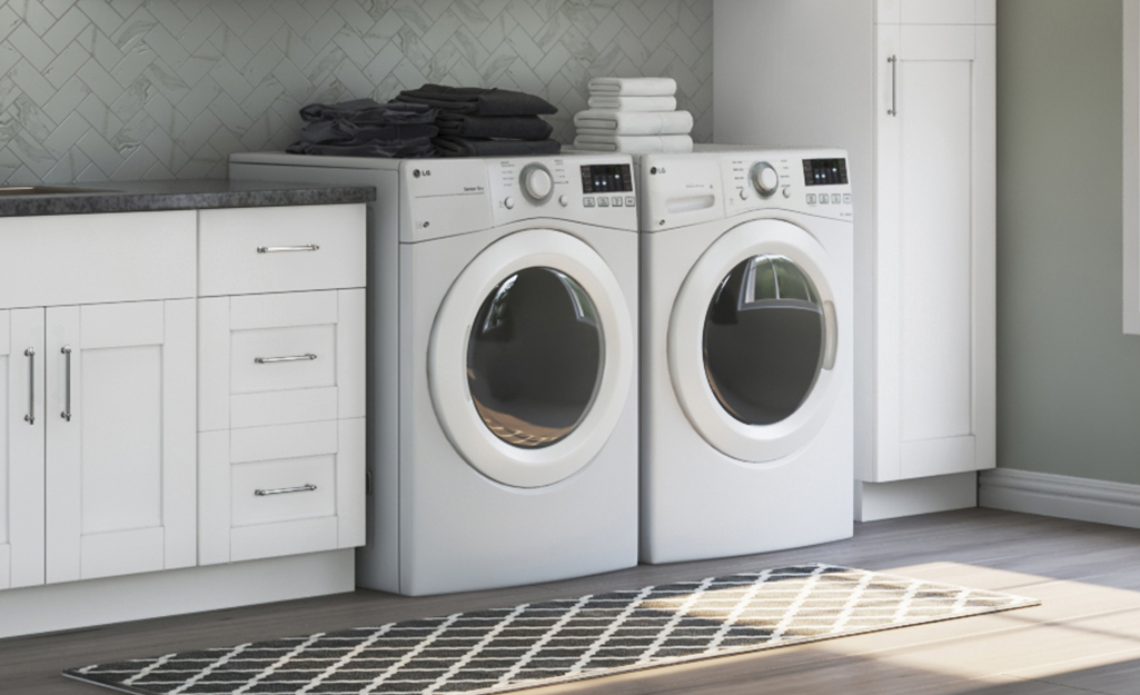 Washer And Dryer Dimensions The Home Depot