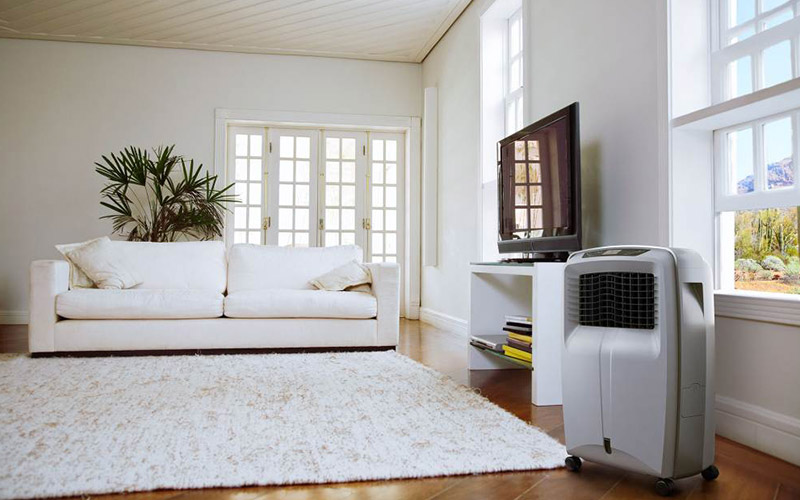 How Does an Evaporative Cooler Work