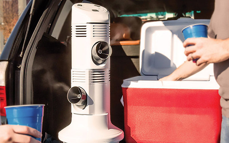 Evaporative Cooler Types
