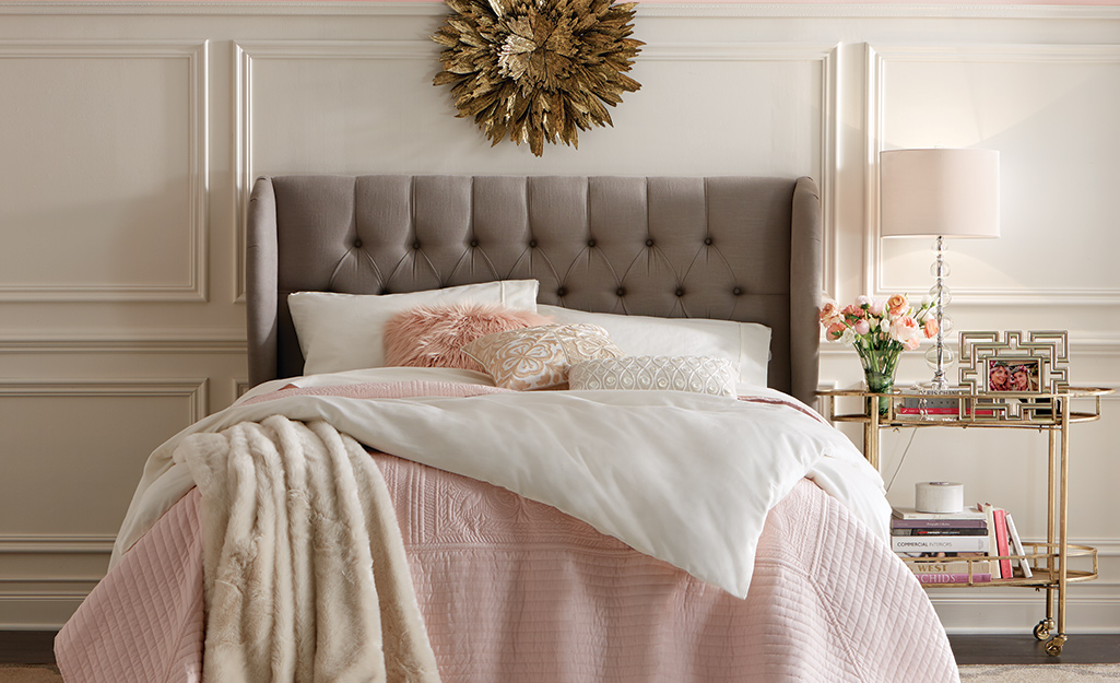 White Bedroom Ideas - The Home Depot