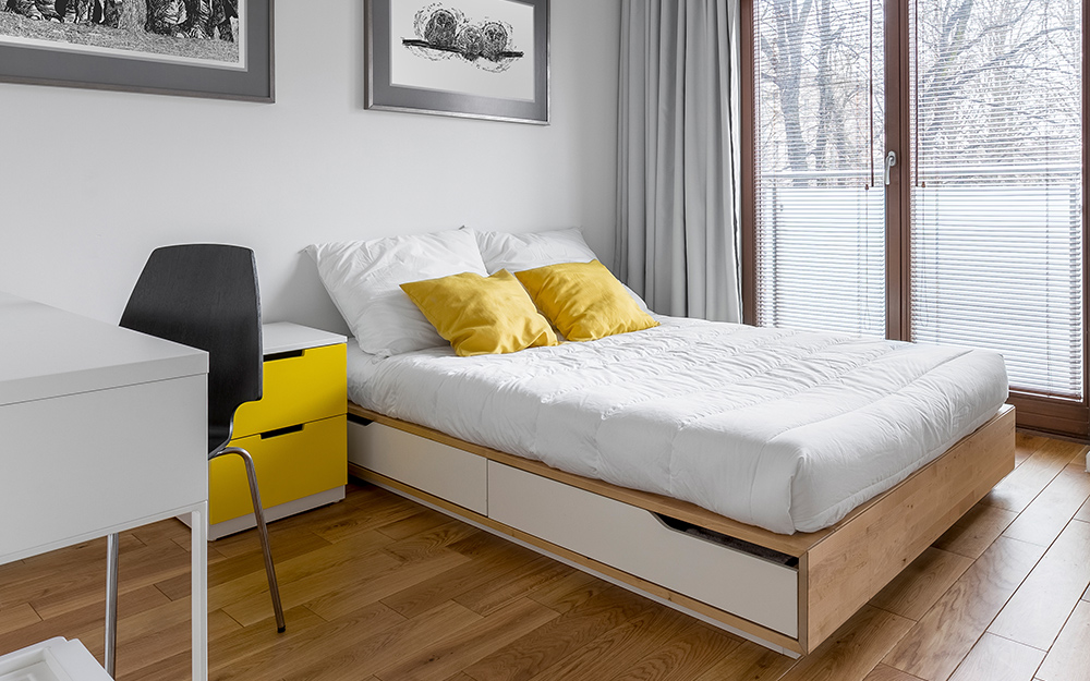 Yellow Bedroom Ideas - The Home Depot