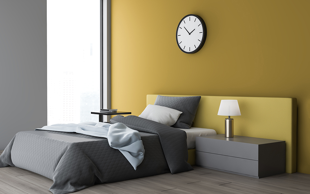 Yellow Bedroom Ideas The Home Depot
