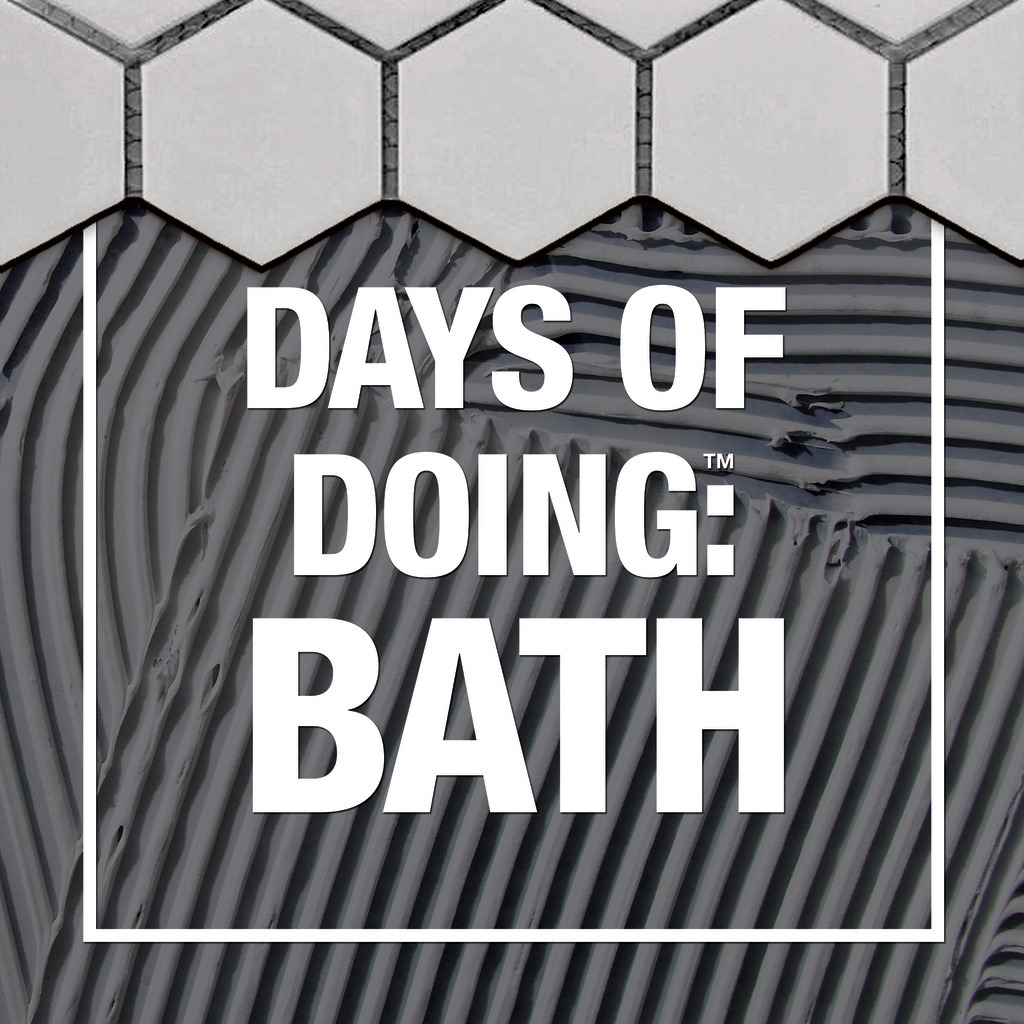 Days of Doing: Up to 40% Off Select Bath
