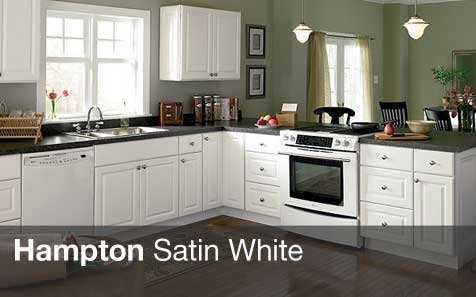 Hampton Bay Cabinets & Kitchen Cabinetry