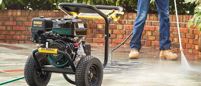 Commercial Pressure Washer psi and Buying Guide - The Home