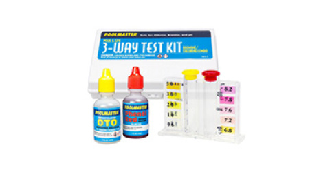 50Counts PH Test Strips for Pool Water 1 Pack PINPOXE Water Test Strips Aquarium Chemistry Test Strips 7-in-1 Swimming Pool Test Strips Spa Water Quality Testing Strips Hot Tub