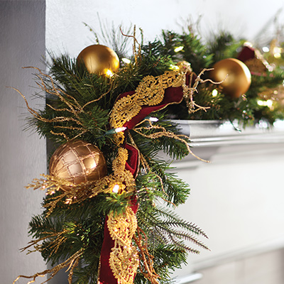Wreaths & Garland - Martha Stewart Living