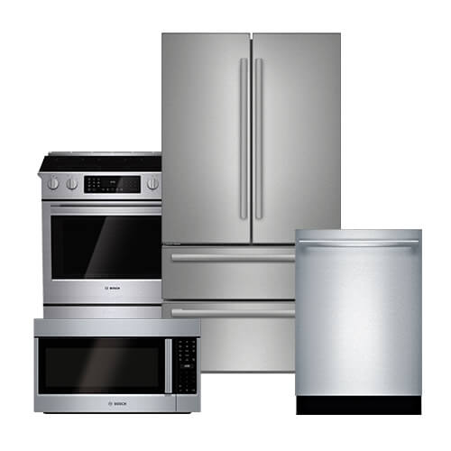 Bosch Stainless Steel Suite 2