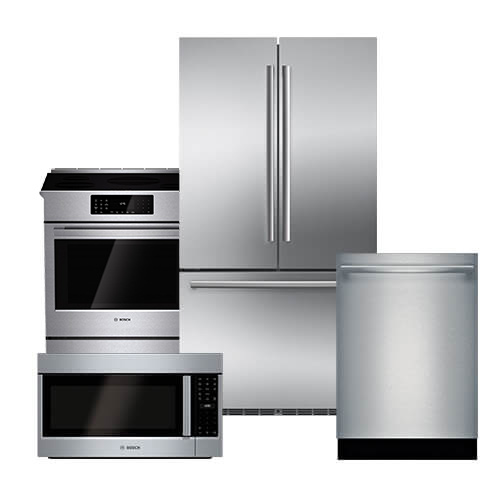 Bosch Stainless Steel Suite 1