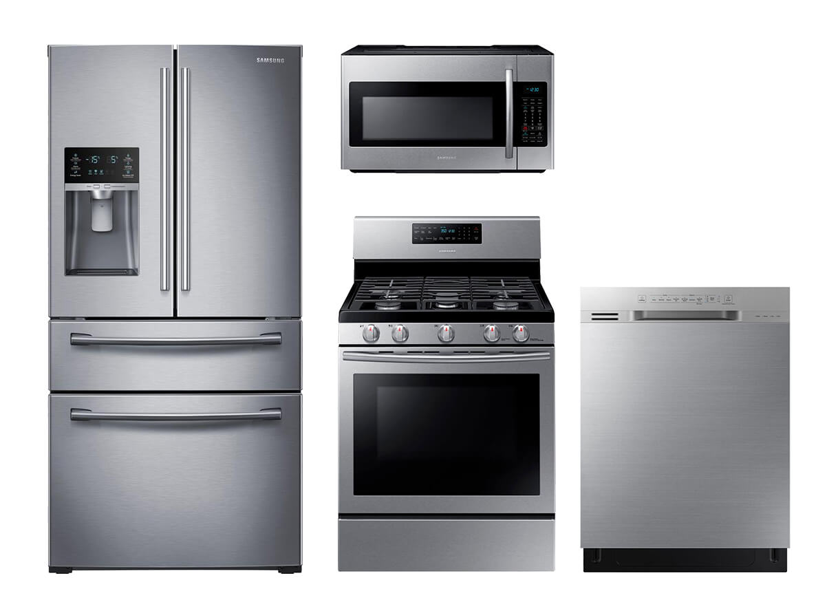Kitchen Appliance Packages - The Home Depot on ge kitchen appliances packages, discount stainless steel appliance packages, bosch kitchen appliances packages,