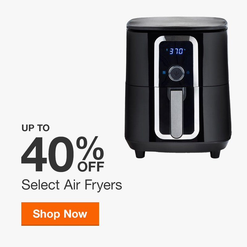 Up to 40% Off Select Air Fryers