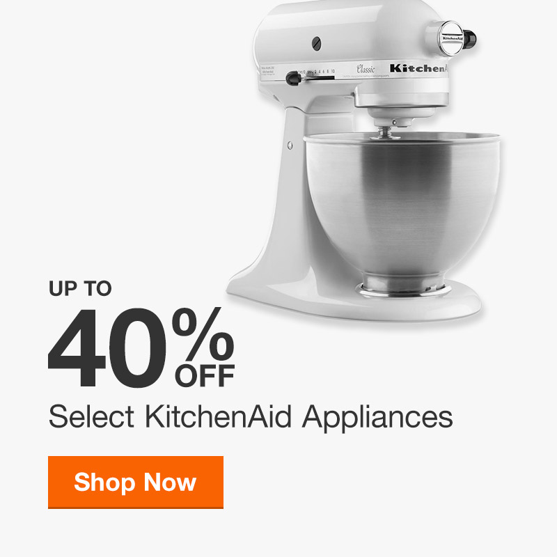 Up to 40% Off Select KitchenAid Small Kitchen Appliances