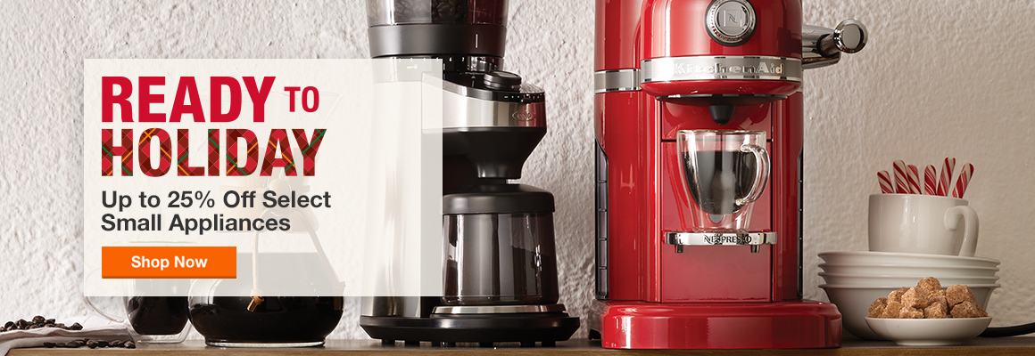 Shop Small Kitchen Appliances at The Home Depot on garage electrical ideas, home electrical ideas, bedrooms ideas, patio electrical ideas, bedding ideas, living rooms ideas, pool electrical ideas, bathrooms ideas, heating ideas, floor lamps ideas,